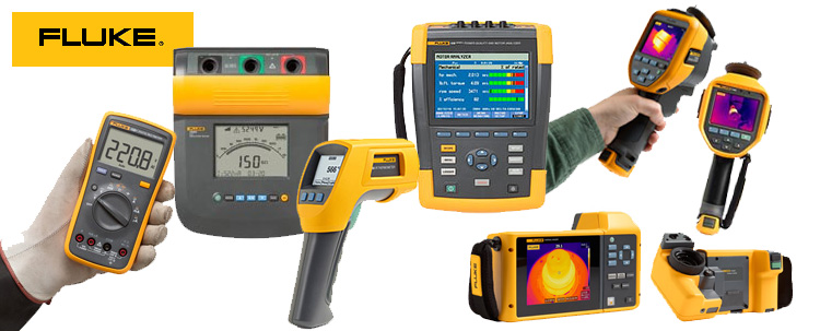 Fluke Test Instruments : Horizon india products testing instruments